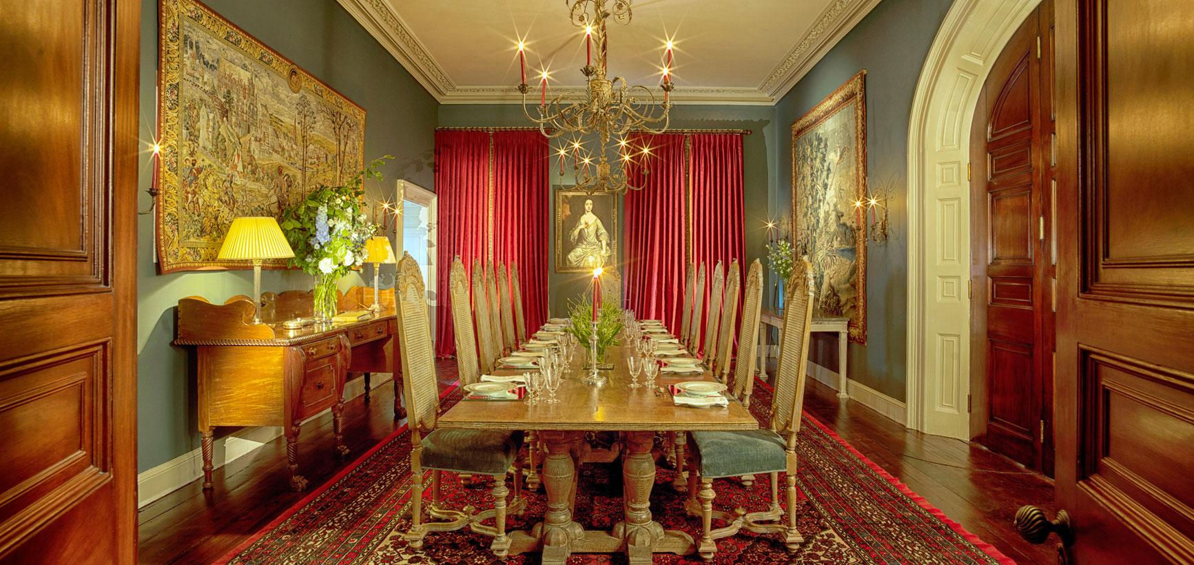 ballynatray dining
