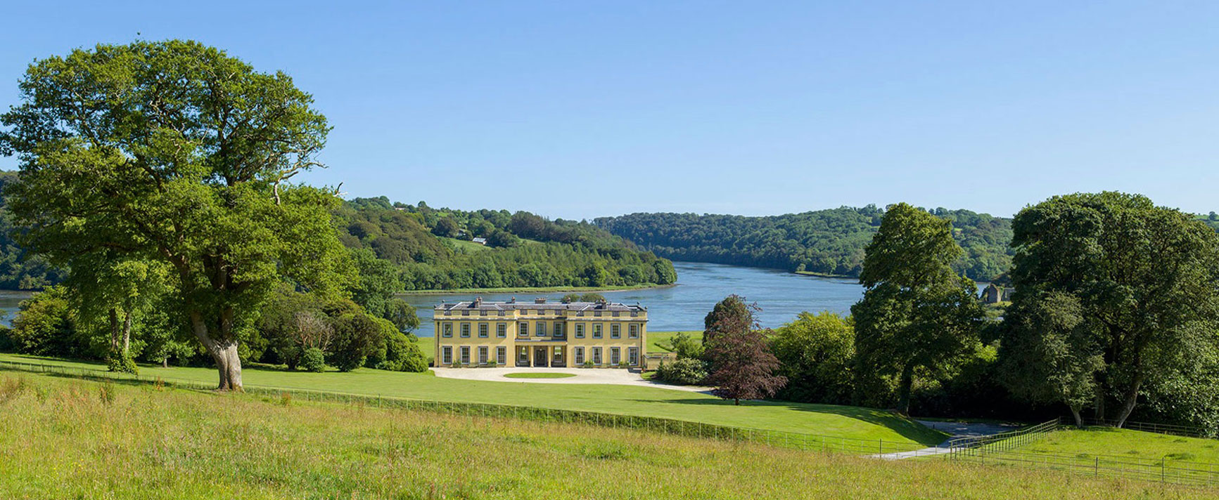 ballynatray house luxury accommodation and wedding venue ireland