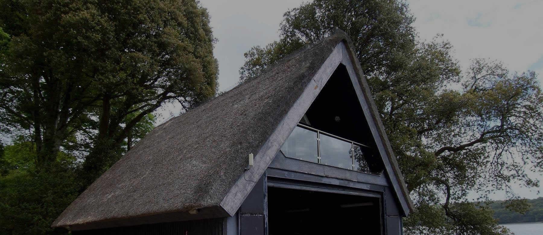 boat house luxury accommodation ireland