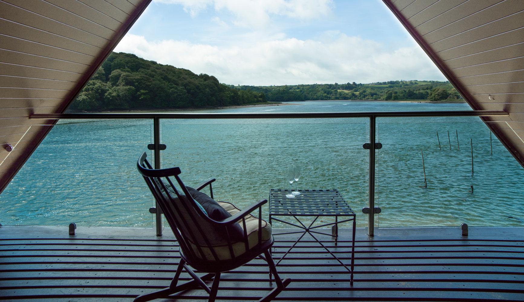 new boat house luxury accommodation ireland