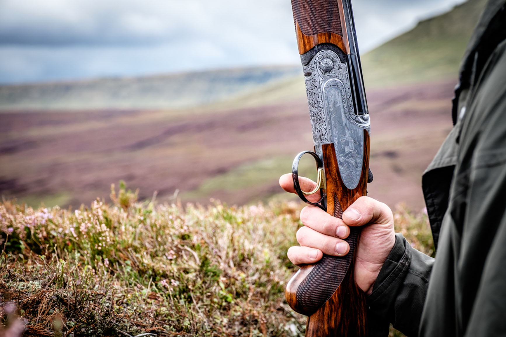 driven game shooting ireland